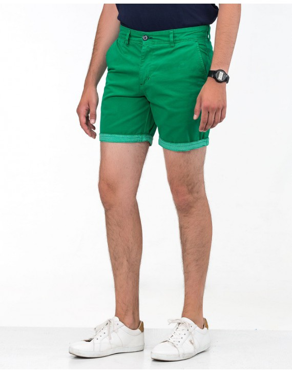 4 POCKETS BERMUDA CHINO SHORT
