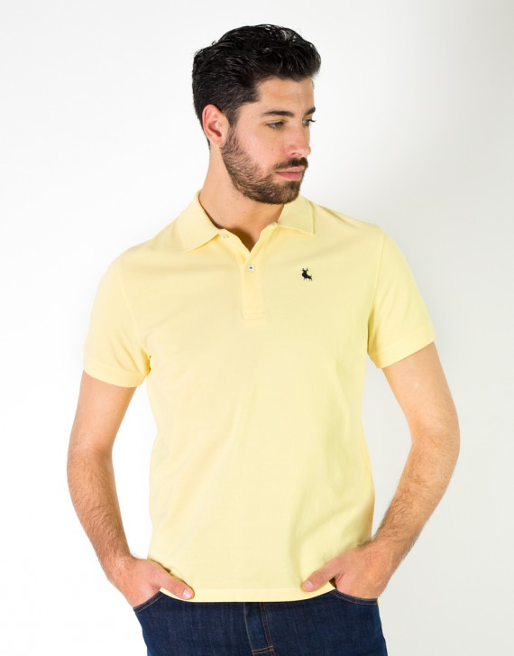 Polo pique básico regular fit