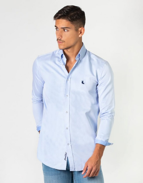 CAMISA BÁSICA REGULAR FIT