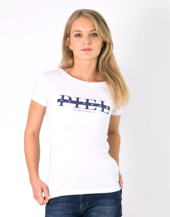 LOGOMANIA WOMAN T-SHIRT