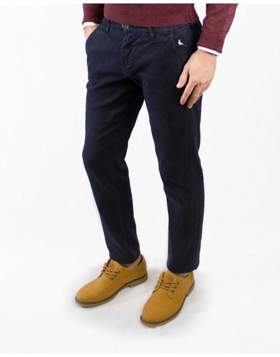 PANTALON CHINO SLIM FIT TEXTURA