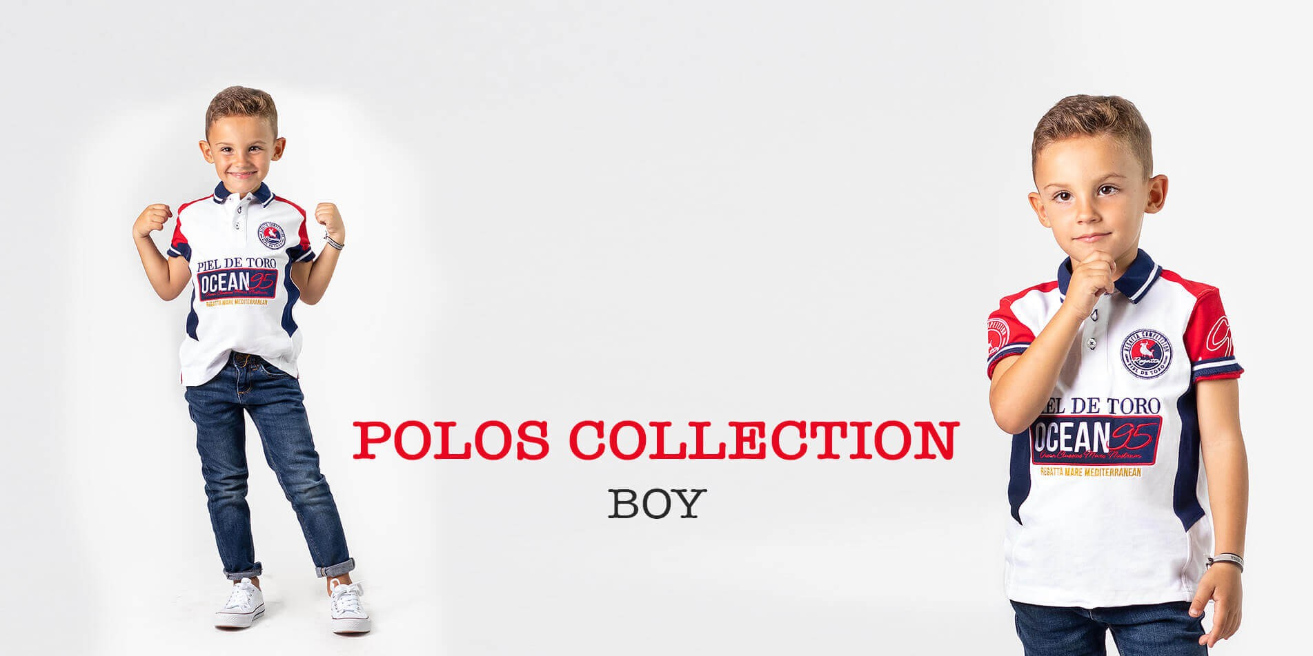 Boy collection image section