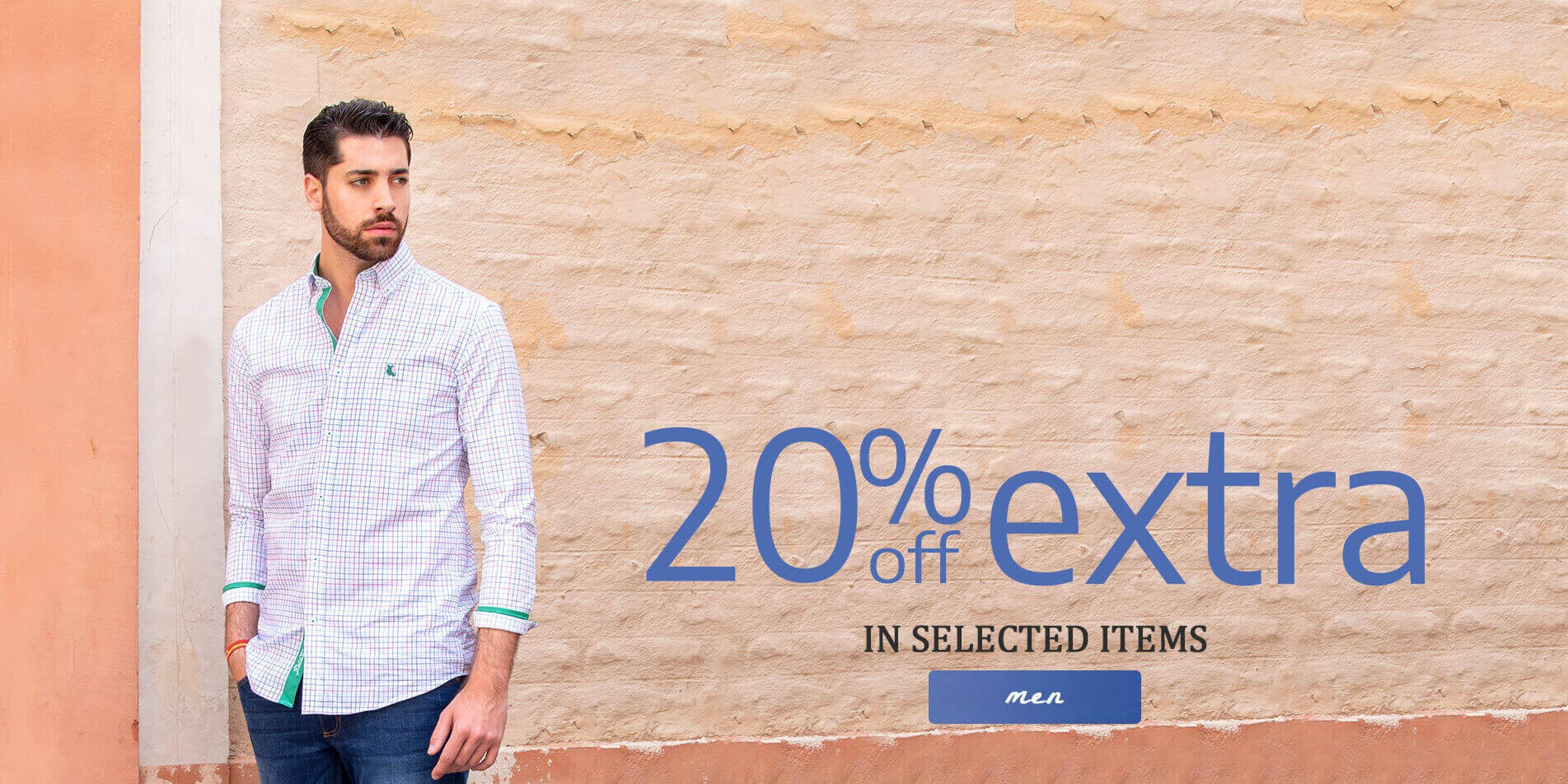 Men Sale image section