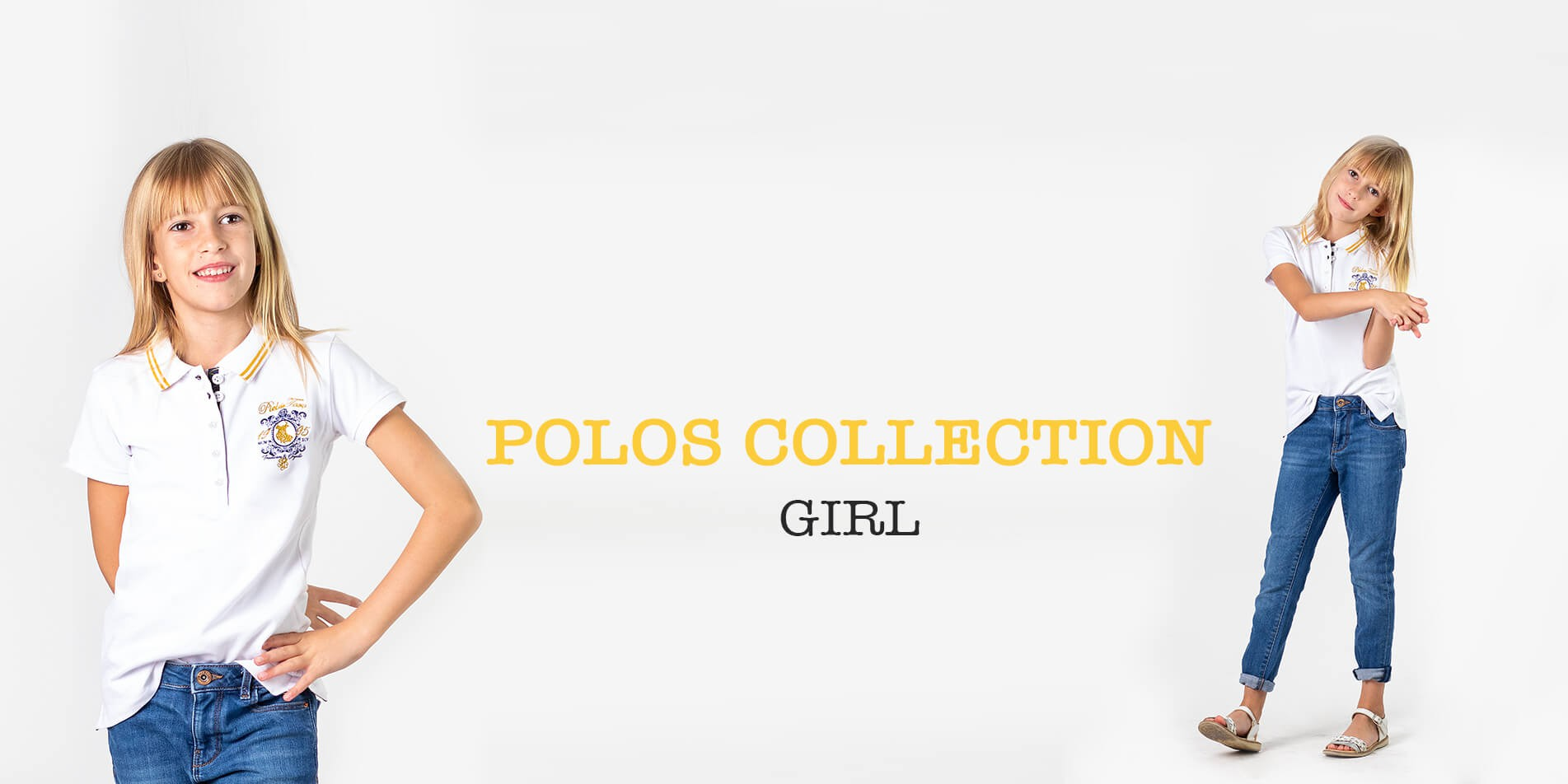 Girl collection image section